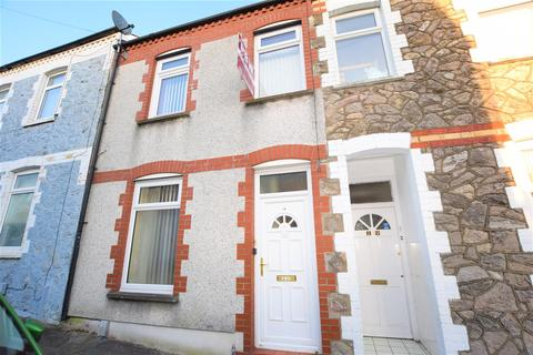 3 bedroom terraced house for sale - Davies Street, Barry