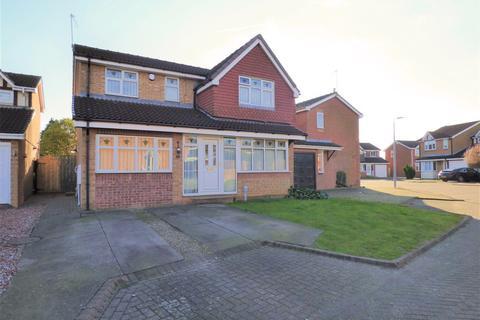 4 bedroom detached house for sale - Sorrel Drive, Hull