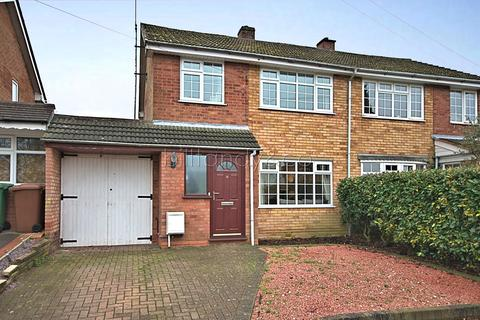 3 bedroom semi-detached house for sale - Pineside Avenue, Cannock Wood, WS15
