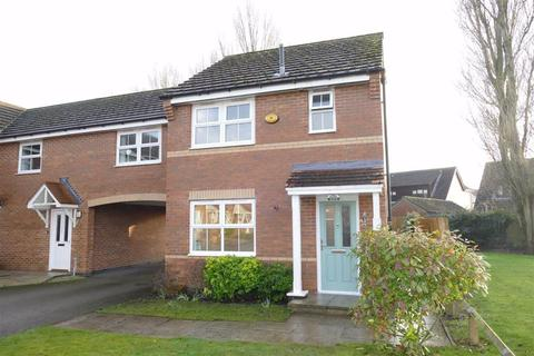 3 bedroom end of terrace house to rent - Gill Close, Market Weighton