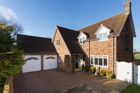 4 bedroom detached house for sale - Blue Slates Close, Wheldrake, York