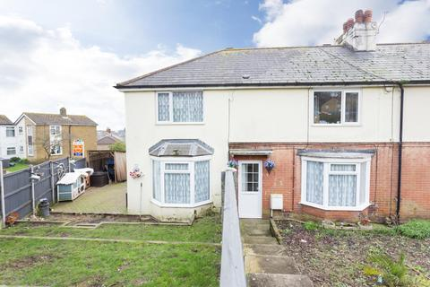 4 bedroom end of terrace house for sale - Northbourne Avenue, Dover