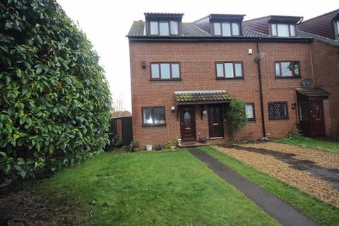 4 bedroom end of terrace house for sale - CHRISTCHURCH