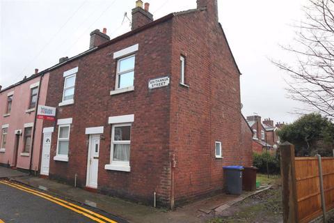 1 bedroom terraced house to rent - Britannia Street, Leek, Leek