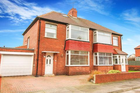 3 bedroom semi-detached house for sale - Silloth Place, North Shields