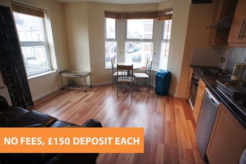 2 bedroom apartment to rent - Arabella Street, Roath