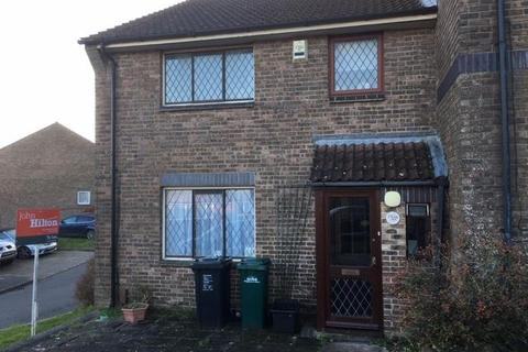 3 bedroom end of terrace house to rent - Thompson Road, Brighton