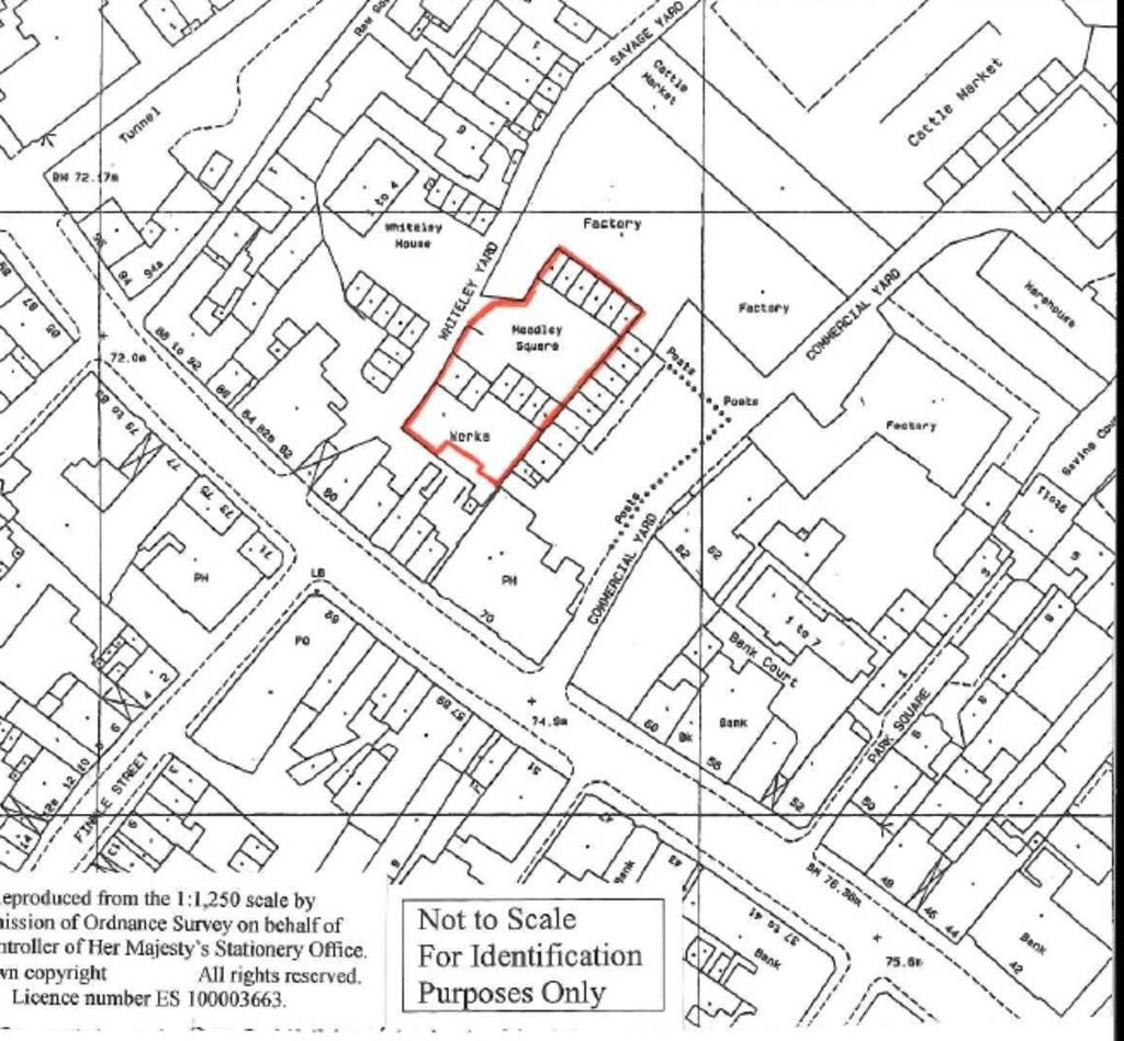 Land Commercial for sale in Residential Development Site, Meadley Square, Knaresborough