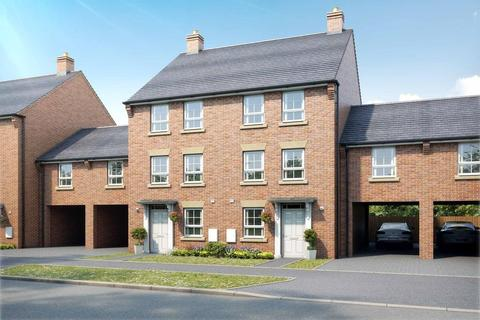 4 bedroom semi-detached house for sale - Plot 16, Faversham at Orchard Green @ Kingsbrook, Aylesbury Road, Bierton HP22
