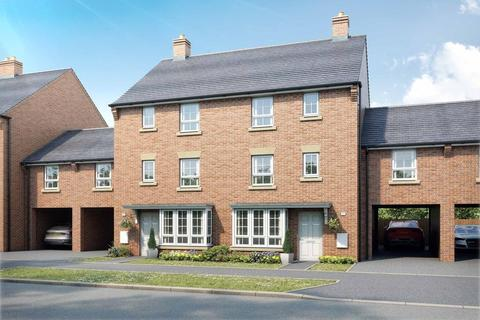 4 bedroom semi-detached house for sale - Plot 18, Hythe Special V4.9 at Orchard Green @ Kingsbrook, Aylesbury Road, Bierton HP22