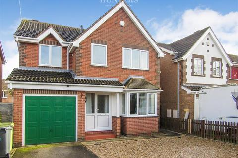 4 bedroom detached house for sale - Woodhill Avenue, Gainsborough, DN21 1FB
