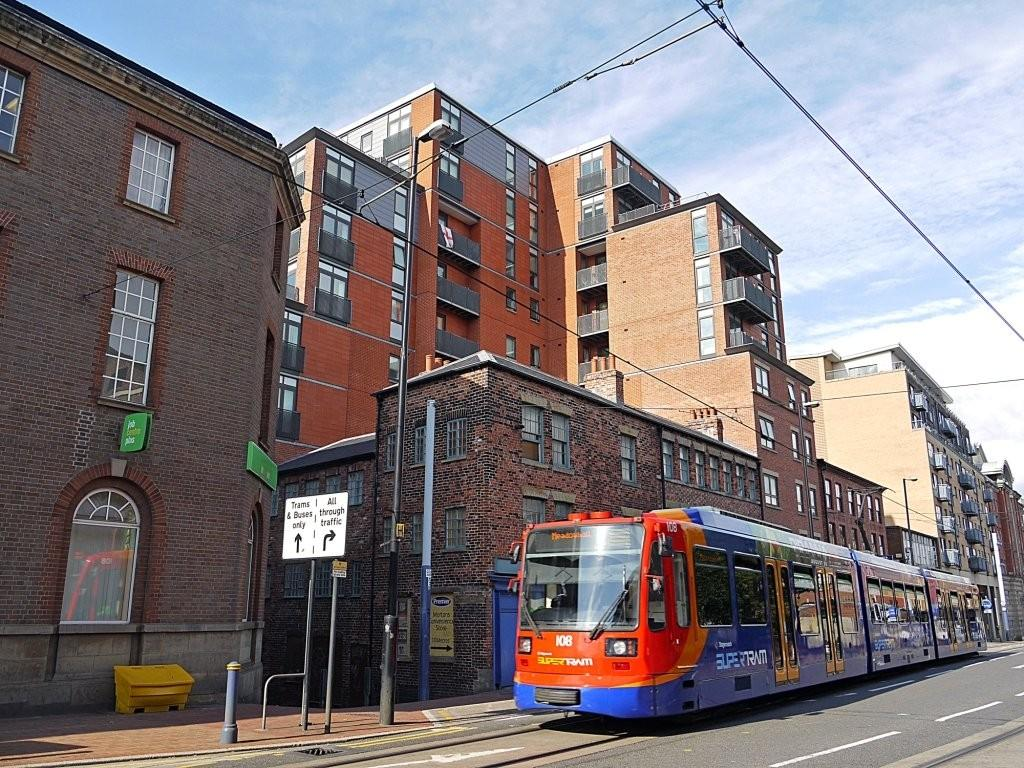 2 Bedrooms Apartment Flat for rent in Morton Works, 94 West Street, Sheffield, S1 4DZ