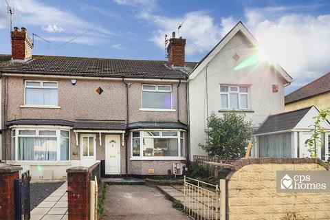 2 bedroom terraced house for sale - Meredith Road, Tremorfa