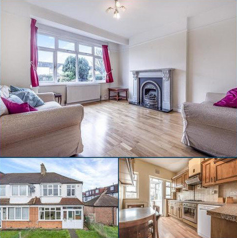 3 bedroom terraced house for sale - Bushey Road, Raynes Park