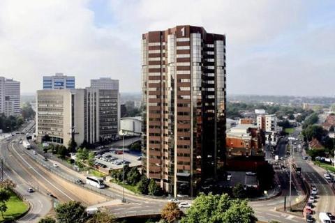 1 bedroom apartment to rent - Metropolitan House , 1 Hagley Road , Birmingham  B16