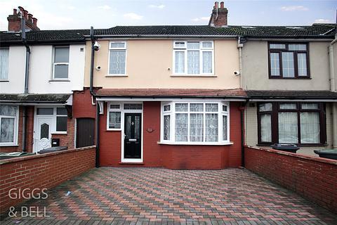 3 bedroom terraced house for sale - Beechwood Road, Luton, Bedfordshire, LU4