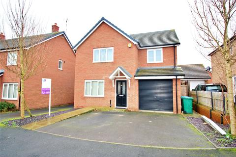 4 bedroom detached house for sale - Bucksey Close, Little Heath, Coventry, CV6