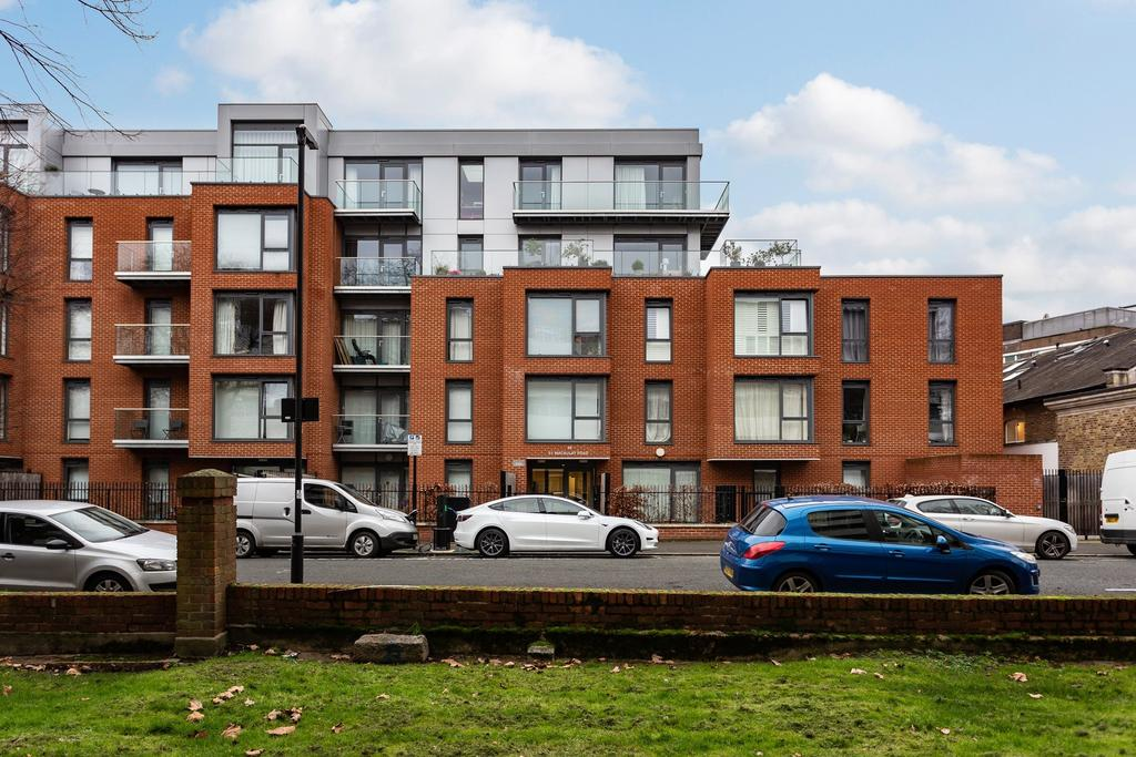 Macaulay Road, Clapham, SW4 1 bed flat for sale - £500,000