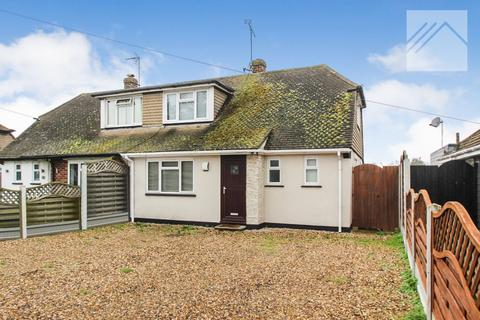 3 bedroom semi-detached house for sale - West Crescent, Canvey Island