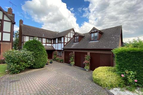 5 bedroom detached house for sale - The Oaks, Knightlow Road, Harborne, B17 8QQ