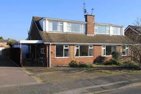 3 bedroom house to rent - Dulverton Close, Loughborough, LE11