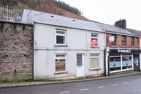 2 bedroom end of terrace house for sale - High Street, Ogmore Vale, Bridgend, Bridgend County. CF32 7AD