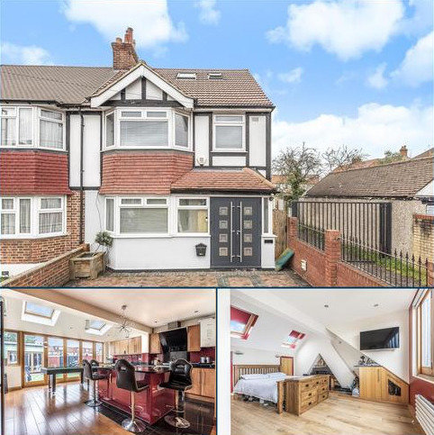 4 bedroom end of terrace house for sale - Abbotts Road, Mitcham
