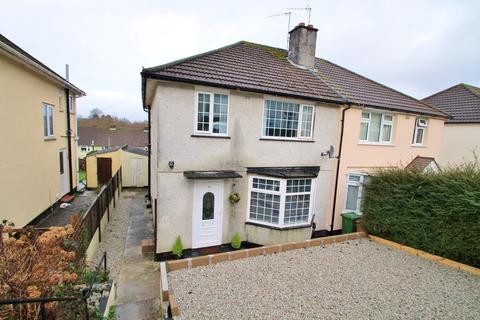 3 bedroom semi-detached house for sale - Melrose Avenue, Pennycross