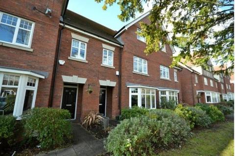4 bedroom mews to rent - Ridgeway Road, Stoneygate, Leicester LE2