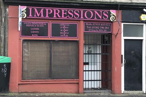 Studio to rent - King Street , Dundee