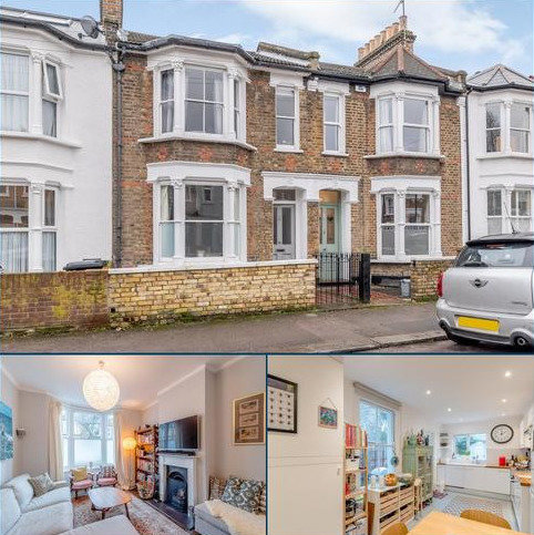 3 bedroom terraced house for sale - Darfield Road, Brockley