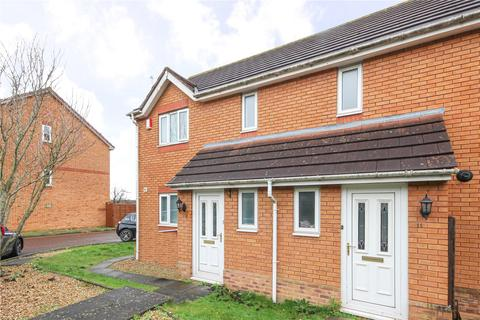 2 bedroom semi-detached house to rent - The Sidings, Filton, Bristol, BS34