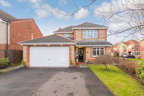 4 bedroom detached house for sale - 122 Dover Park, Dunfermline, KY11 8HX