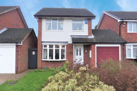 3 bedroom detached house for sale - Marfield Close, Sutton Coldfield