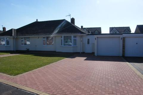 2 bedroom semi-detached bungalow for sale - Westfield Close, Burnham-On-Sea