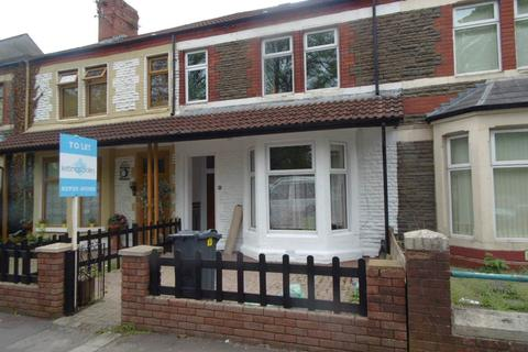 4 bedroom terraced house to rent - Allensbank Road, Heath, Cardiff