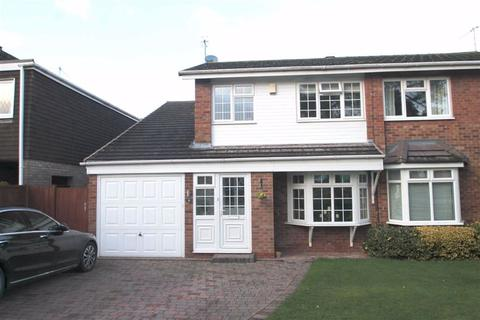 4 bedroom semi-detached house for sale - Hartford Road, Aston Fields