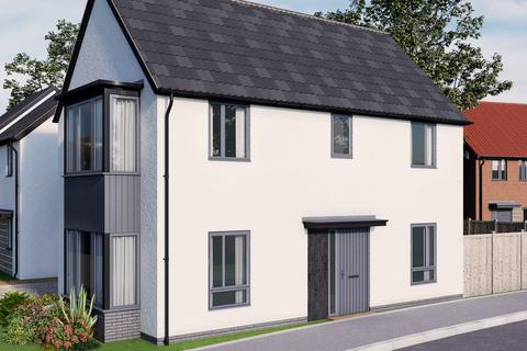 4 bedroom detached house for sale - Plot 155, The Alsop at Kingfisher Green, Phase 3A Cranbrook New Town, Rockbeare, Exeter EX5