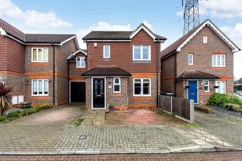 4 bedroom link detached house for sale - Thistlefield Close, Bexley, DA5