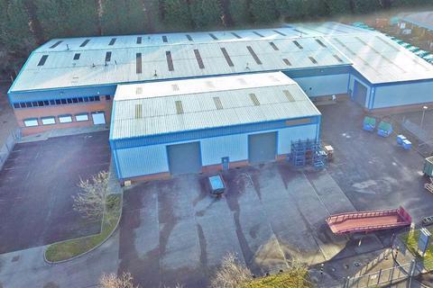 Industrial unit for sale - Unit 1 2-4, Harrowbrook Industrial Estate, Fleming Road, Hinckley, Leicstershire