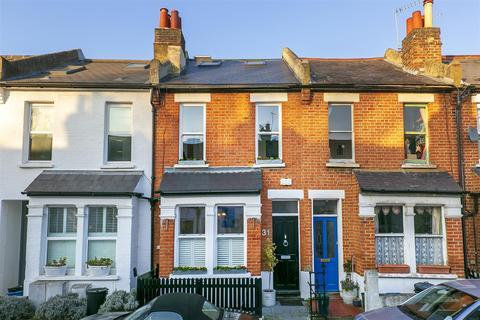 3 bedroom terraced house for sale - York Road, Teddington