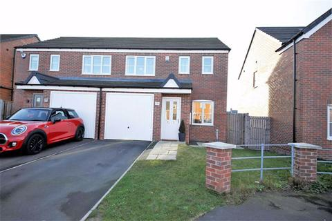 3 bedroom semi-detached house for sale - Flint Road, Alexandra Park, Sunderland, SR4