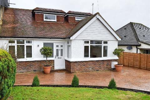 3 bedroom semi-detached bungalow for sale - Oakdene Road, Sevenoaks, TN13