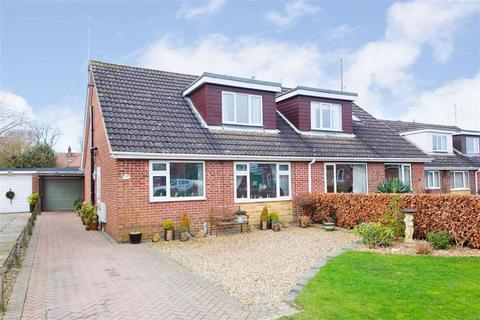 3 bedroom semi-detached house for sale - Millbeck Close, Market Weighton