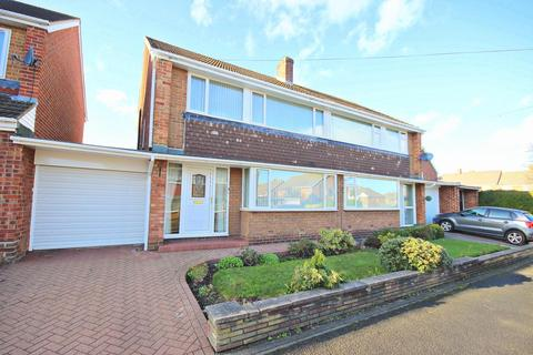 3 bedroom semi-detached house for sale - Strangford Avenue, Chester Le Street