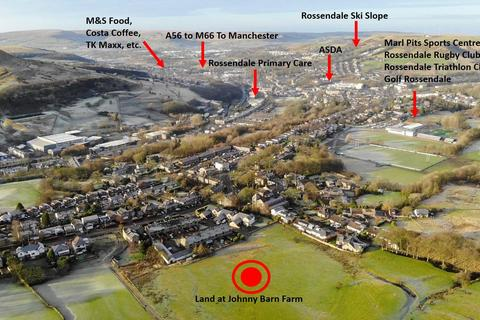 Residential development for sale - off Johnny Barn Close, Cloughfold, Rossendale