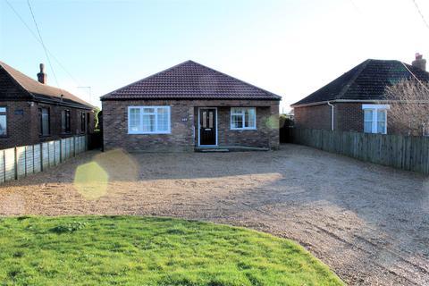4 bedroom detached bungalow for sale - Main Road, West Winch