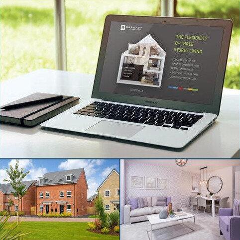 3 bedroom semi-detached house for sale - Plot 32, Norbury at Wesley Chase, Lightfoot Lane, Fulwood, PRESTON PR2