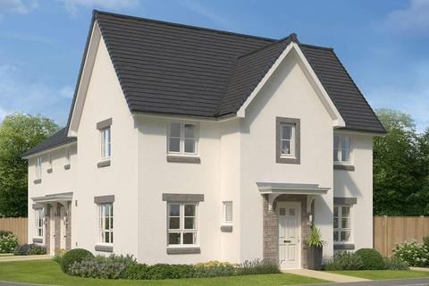 3 bedroom end of terrace house for sale - Plot 146, Abergeldie at Barratt at Culloden West, 1 Appin Drive, Culloden IV2