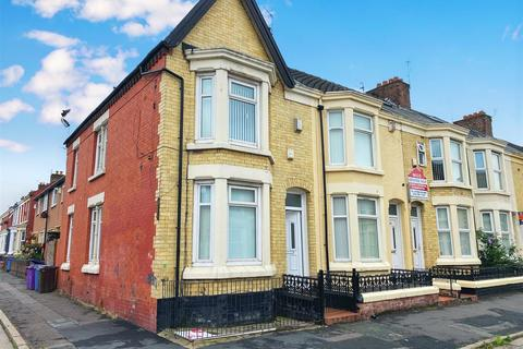 4 bedroom terraced house for sale - Connaught Road, Kensington, Liverpool